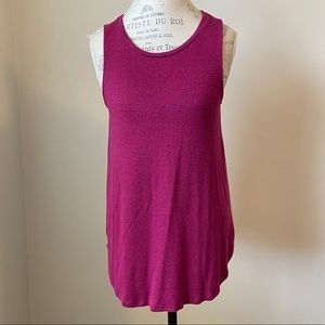 COPY - Old Navy Size Medium Luxe Wine Color Tank …